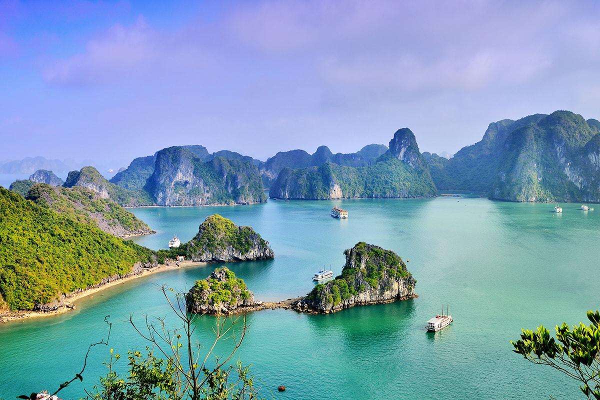 vietnam bay
